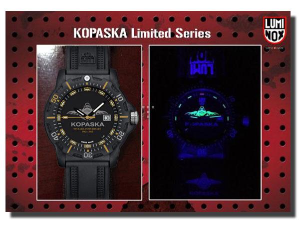 jam tangan luminox kopaska