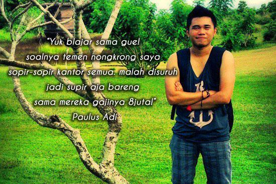 paulus adi