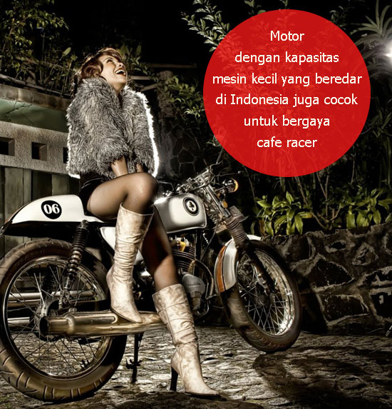modifikasi cafe racer