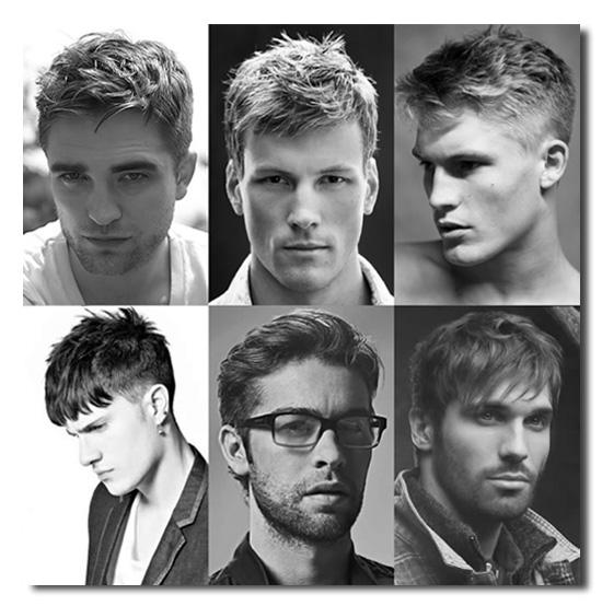 gaya rambut pria terbaru
