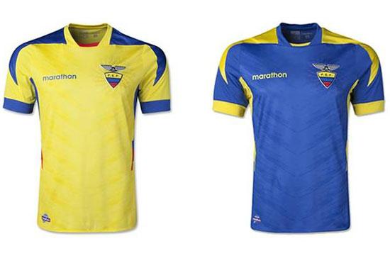 jersey tim ekuador