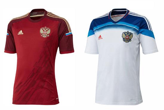jersey tim rusia