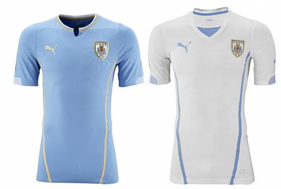 jersey tim uruguay