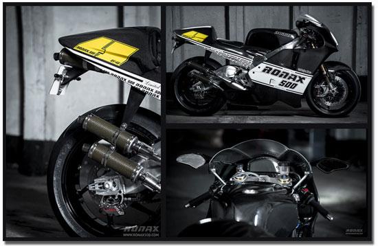 motor ronax