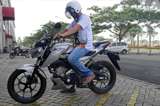 Bung dapat saja selama ini sudah piawai membawa motor Hal Yang Harus Disiapkan Agar Siap Naik Motor Saat Puasa