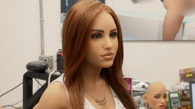 Menyalurkan hasrat seksual atau birahi bagi para laki Fantasi Seksual yang Liar Dapat Diakomodir oleh Robot Seks AI 'Harmony'