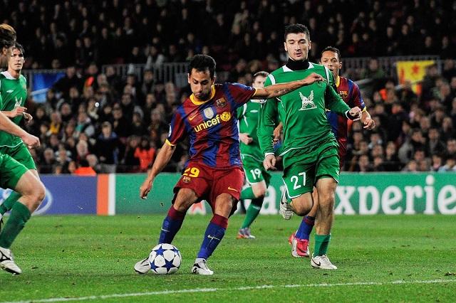 Deretan pemain Barcelona yang merupakan jebolan La Masia yakni pemain Tak Ada Jaminan Jebolan La Masia Bisa Merdeka di Barcelona
