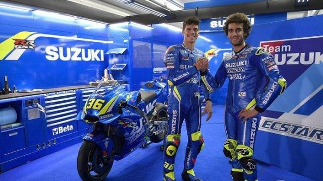 dalam gelaran MotoGp Spanyol pekan kemudian Makin Gilanya Suzuki GSX RR Di Ajang MotoGP