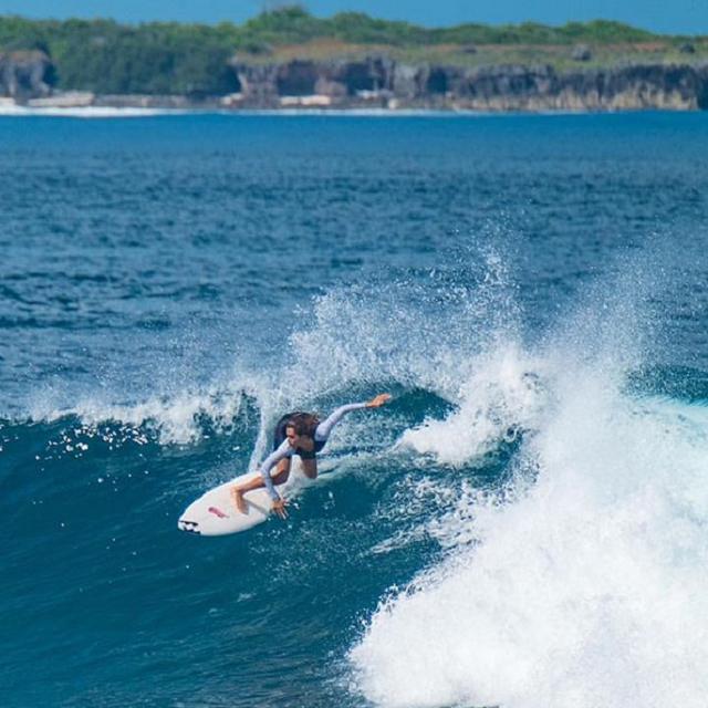 Bali kembali terpilih jadi tuan rumah Liga Selancar Dunia atau World Surf League  Kailani Johnson, Perempuan Pertama Indonesia yang Turut Serta di Liga Selancar Dunia