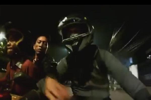 sosial media ramai membicarakan soal kasus begal motor yang menimpa salah seorang motovlo Menurut Polisi Begal Cabut Kunci Itu Modus Baru